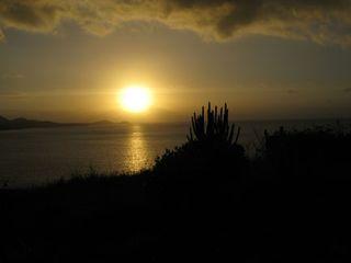 Barnako-sunset