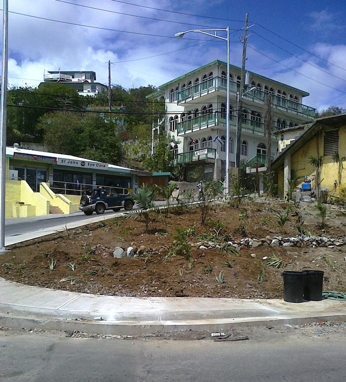 Former-texaco-station