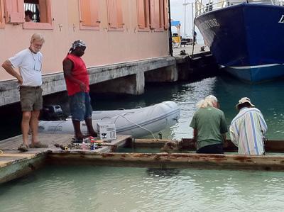 Dockwork