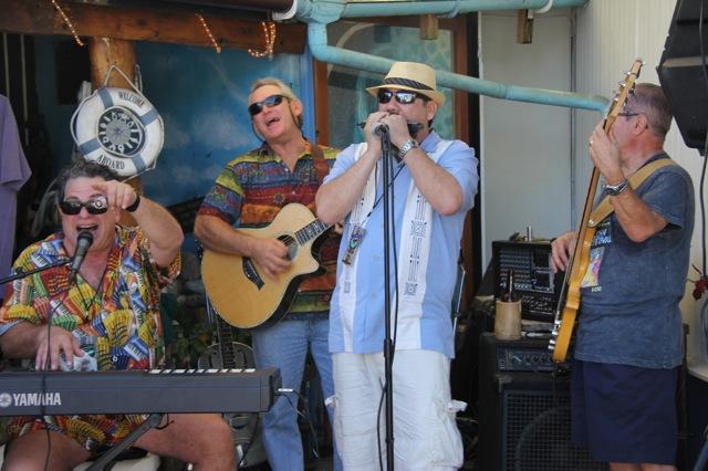 Blues Cruise - music, fun, St. John 3