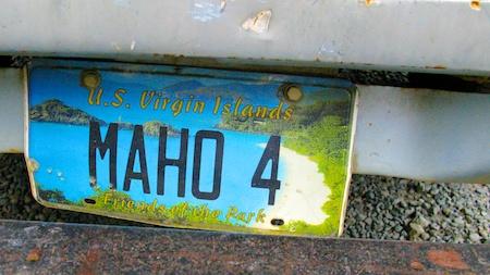 Maho plate 8516