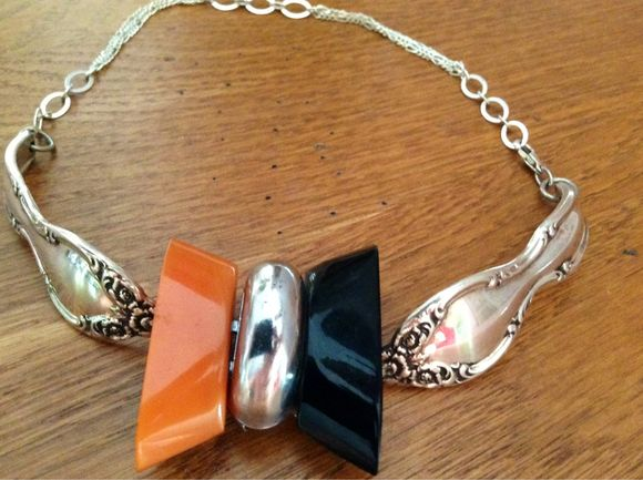 September News:  Bakelite Necklace, New Artists Book, New Venue