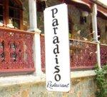 Paradiso Restaurant Logo